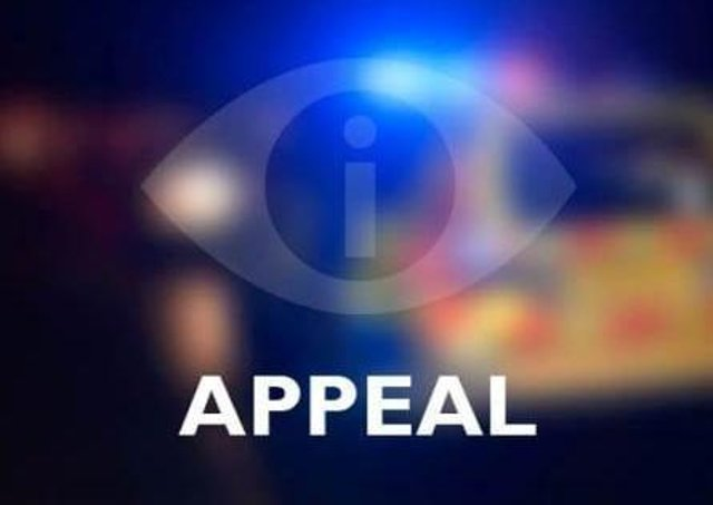 Police appeal stock image.