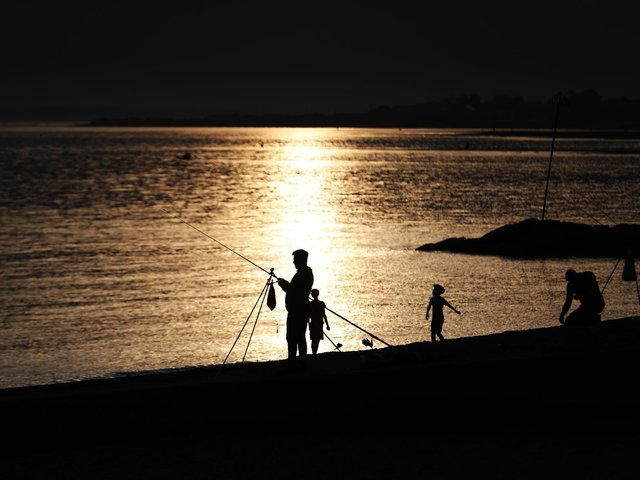 All forms of angling can return on Monday. Photo: Getty Images