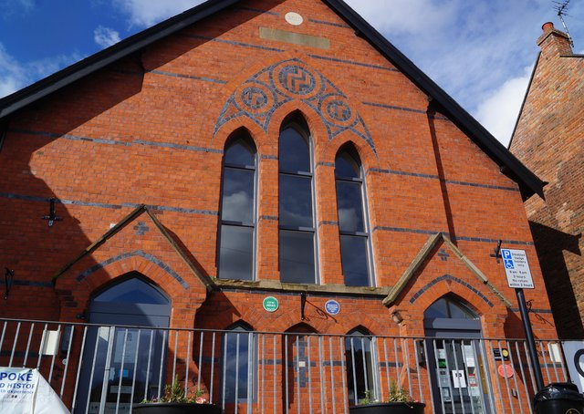 Caistor Arts and Heritage Centre EMN-210325-130809001
