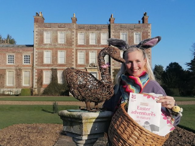 There is some cracking fun on offer for families at Gunby Hall this Easter.