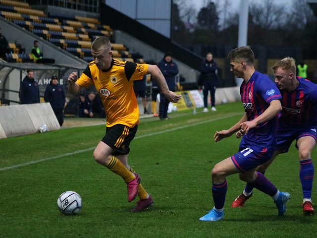 Some of Boston United's National League North rivals have faced punishments. Photo: Oliver Atkin