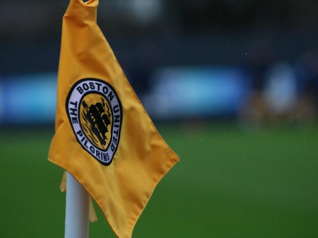 Boston United and other National League clubs have been asked to back a vote pof no confidence. Photo: Oliver Atkin
