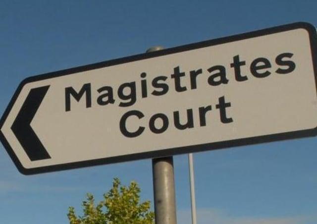 Magistrates court.