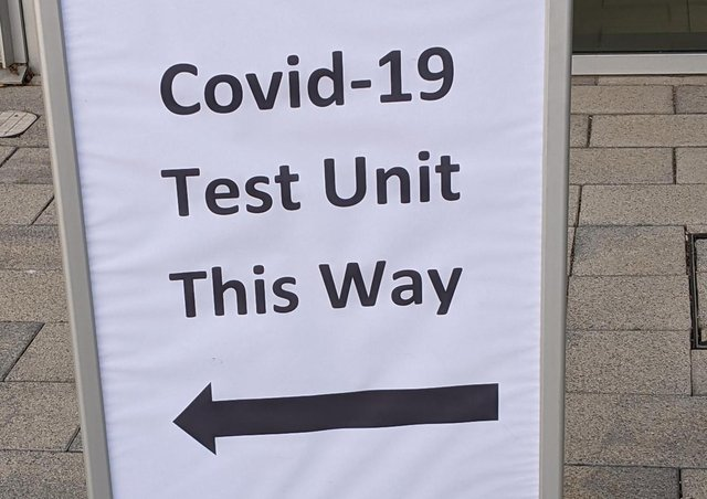 Covid testing is coming to Rasen