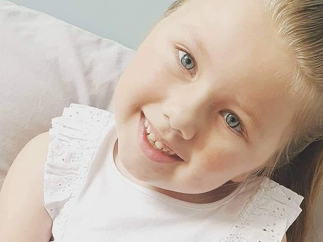 Reiko Jasmin Woods of Skegness needs £60.000 for life-changing surgery.