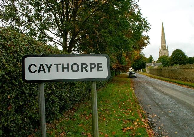 Caythorpe (library image). EMN-210330-105028001