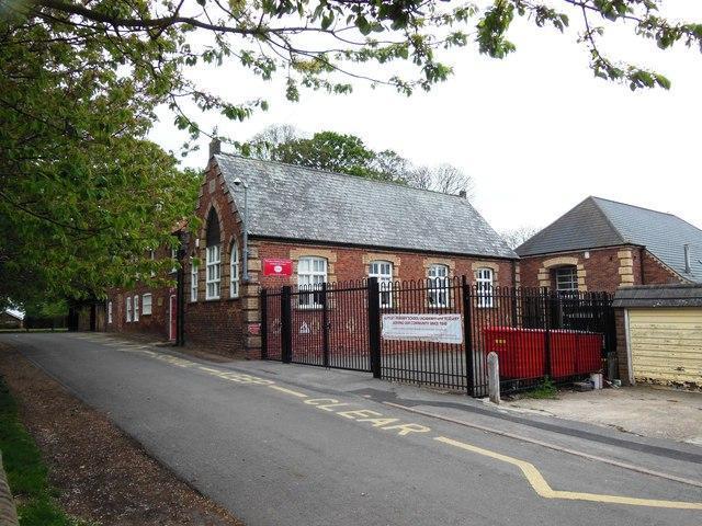 Huttoft Primary and Nursery School.