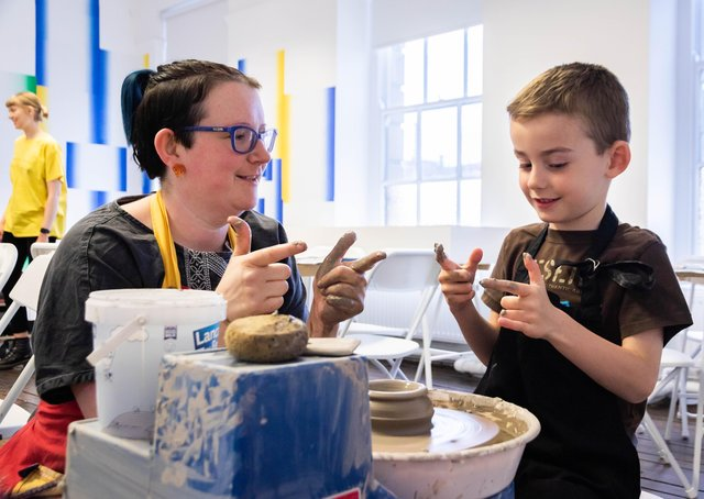 Arts activities will be sustained and widened in North Kesteven thanks to the £57,000 grant awarded by the Culture Recovery Fund. EMN-210104-171541001