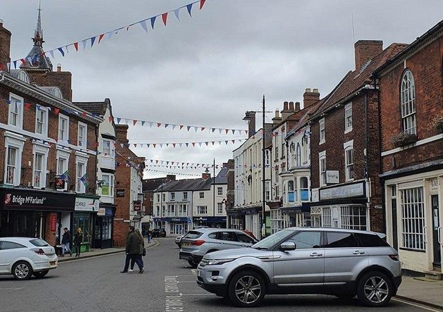 The 'craft and flea' events will take place in the Cornmarket.