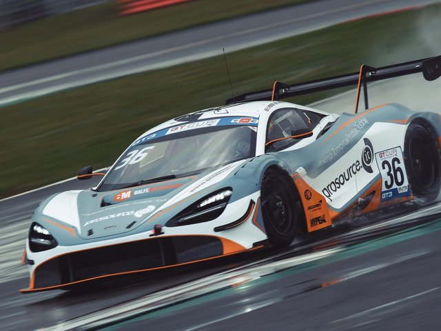 The proctor pairing will be in action at Donington Park.