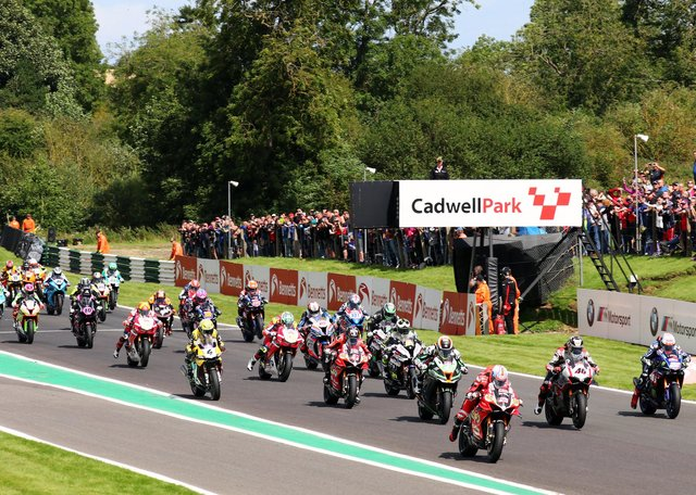 The British Superbike Championship returms to Cadwell from August 21 to 23 EMN-200503-102434002