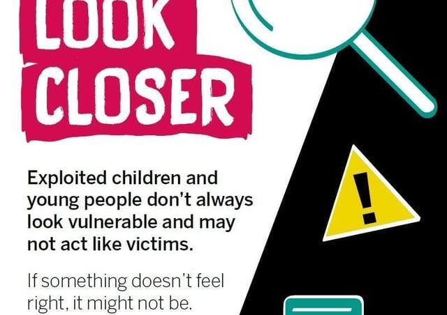 Look Closer campaign. EMN-200903-123713001