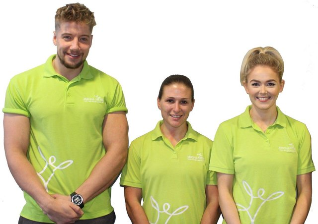Matt, Laura and Sammy - can you challenge the Meridian experts for Sports Relief?