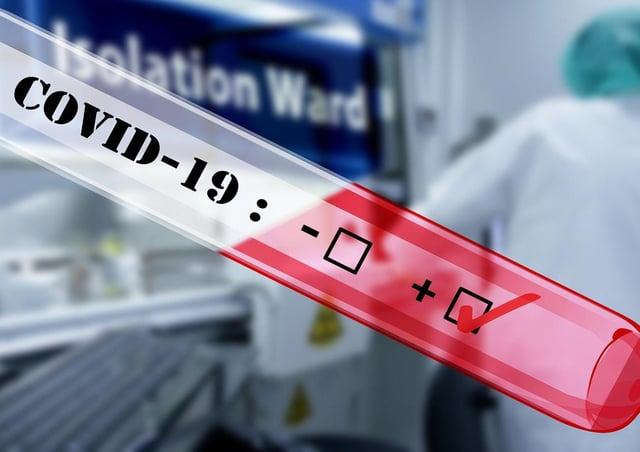 Coronavirus outbreak (stock image)