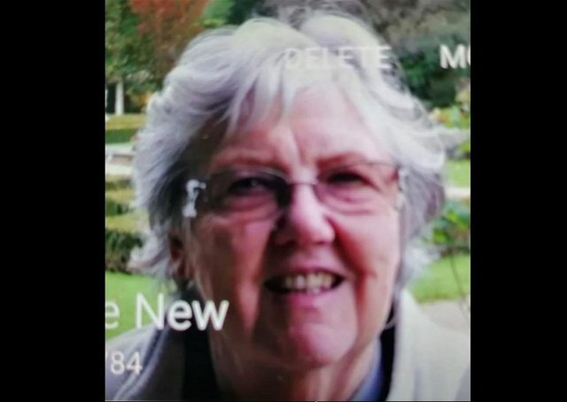 Missing woman, Barbara Burgess (84). Photo provided by Lincolnshire Police.