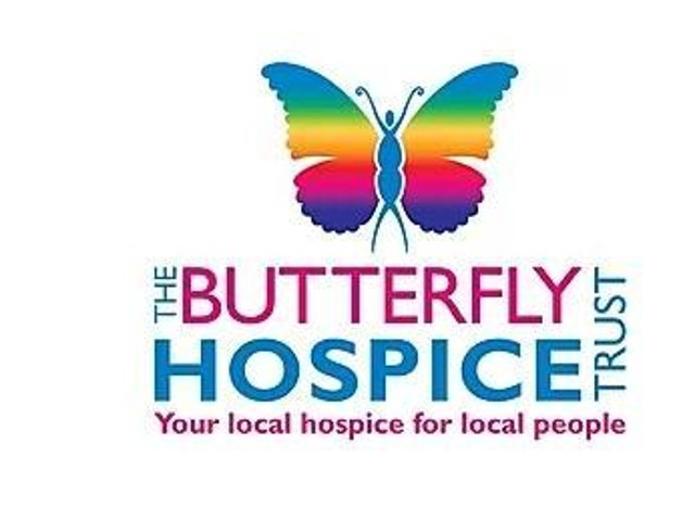 The Butterfly Hospice Trust has closed its shops and offie