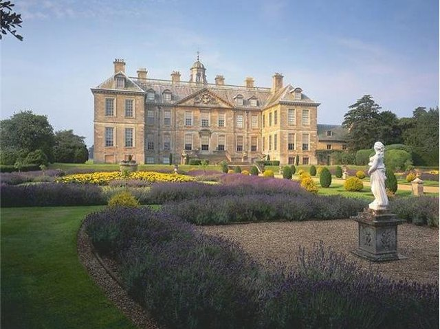 The National Trust's Belton House park will be open to the public for free, as will Gunby Hall parkland.