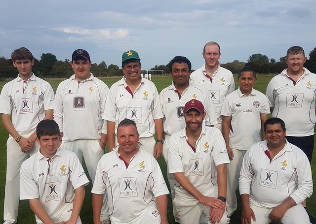 Louth CCs Sunday side, the Taverners, were double winners last season EMN-200323-110312002