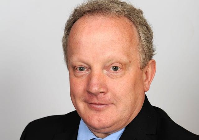 Stuart Tweedale. Lincolnshire Deputy Police and Crime Commissioner. EMN-200319-121348001