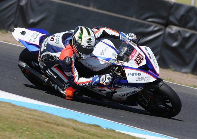 Peter Hickman is preparing for an eventual return to the track EMN-200323-100805002