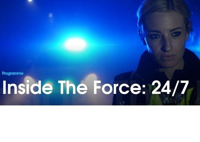 Inside The Force: 24/7 on Channel 5 features Linclnshire Police. EMN-200323-114607001