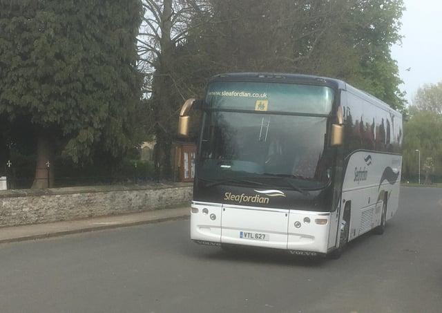 Lincolnshire school bus services for key worker children under strain . EMN-200325-104654001