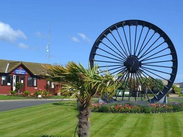 Skegness Sands Static Caravan Site is one of a number along the coast which are now closed.