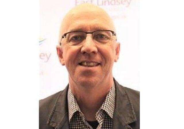 Leader of East Lindsey District Council, Councillor Craig Leyland. EMN-200414-164003001