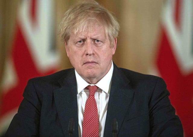 PM Boris Johnson. Picture: PA.