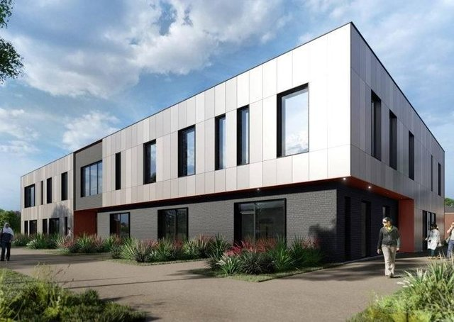 The new ELDC headquarters will look like this