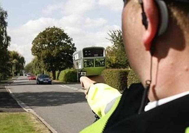 Lincolnshire Police will continue to crack down on drivers speeding on quieter roads under lockdown. EMN-200105-174350001