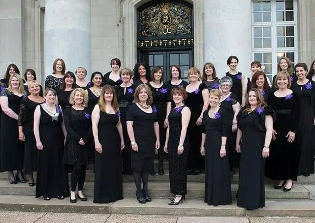 Cranwell Military Wives Choir. EMN-200705-161904001