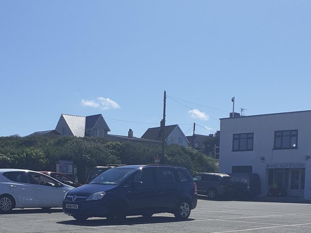 There are concerns after LCC allowed its car parks to be opened.
