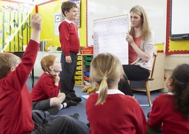 Children may return to the classroom on June 1 - but the decision is up to the school.