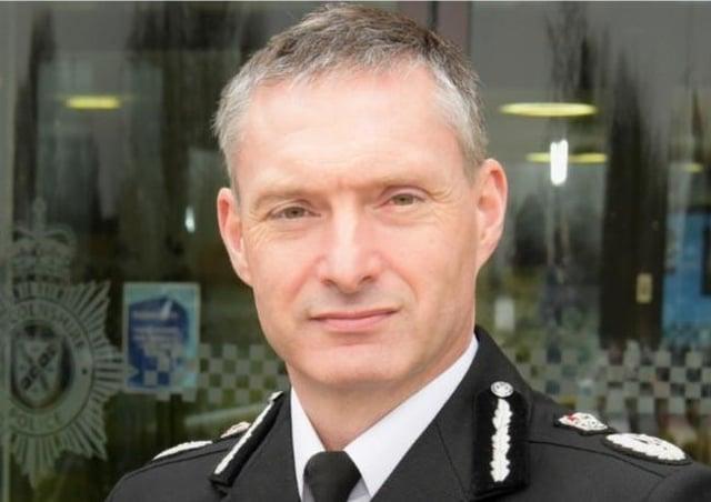 Chief Constable Bill Skelly.