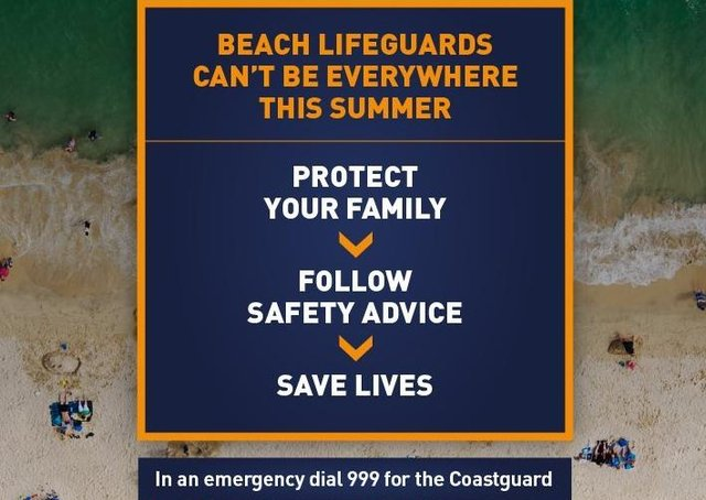 Advice from the RNLI and HM Coastguard. EMN-200521-110004001