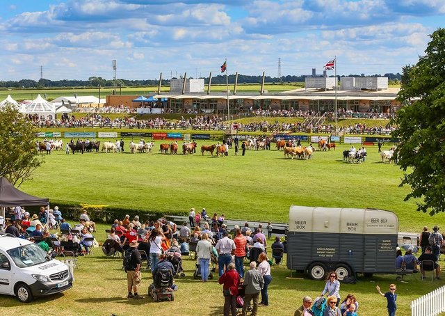 The Lincolnshire Show is in its 136th year