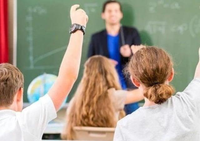 School stock image.