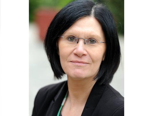 Debbie Barnes, Chief Executive of Lincolnshire County Council. EMN-200529-122552001