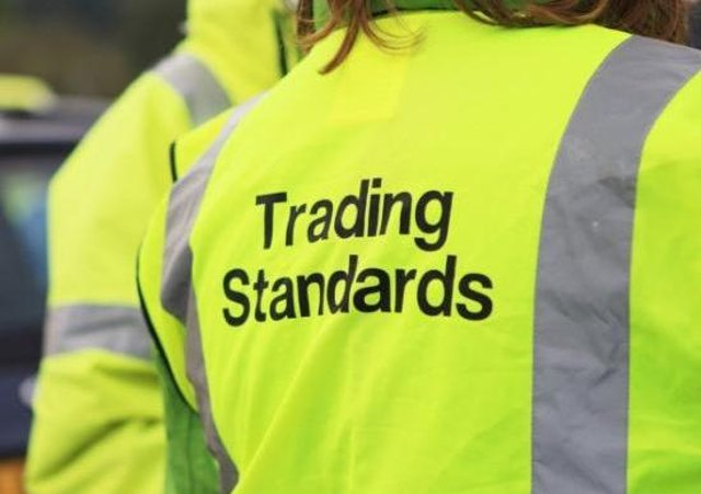 Lincolnshire Trading Standards (stock image)