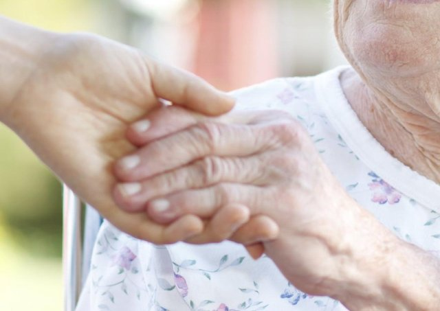 Care home (stock image)