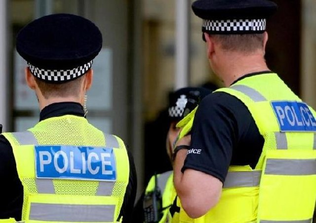 Police stock image.