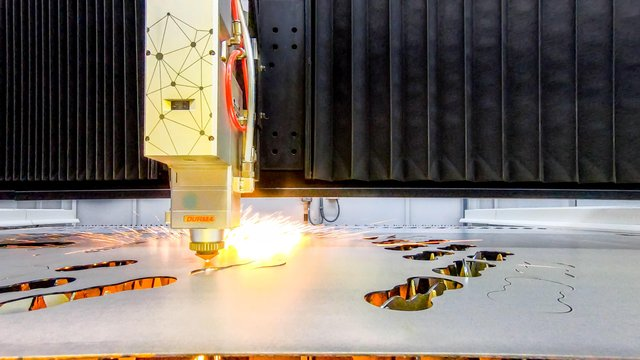 The (laser) cutting-edge addition to Scotts Precision Manufacturing, Eastville.