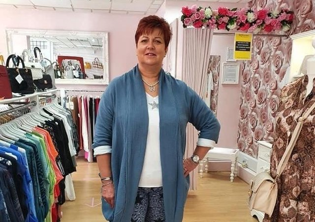 Wendy Hanslip has had to completely restock her Bellissimo Boutique. EMN-210904-182625001
