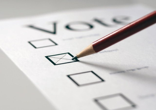 Time to vote for your county councillors