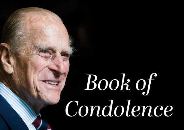 Prince Philip: Sign our book of condolence EMN-210413-090645001