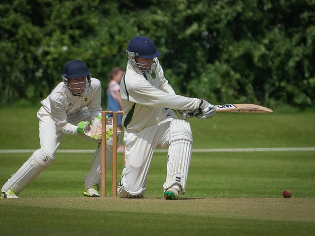 Cricket returns to the Mayflower this weekend.