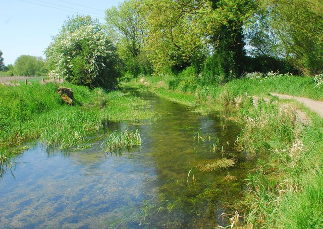 The River Slea, west of the town, would see improvements to the footpath as part of the Blue/Green Corridor Project. EMN-210419-181046001