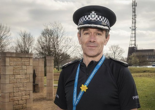 Chief Constable Chris Haward says the force is getting up to 50 calls a day about Covid breaches. EMN-210415-114830001