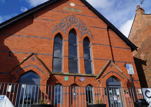 Volunteers are asked to meet outside the Caistor Arts and heritage Centre EMN-210415-085205001